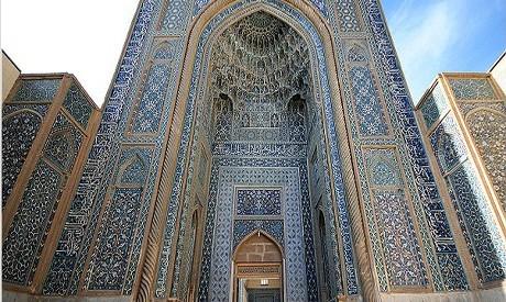 کرمان-_-مسجد-جامع-کرمان-460x275 مسجد جامع کرمان