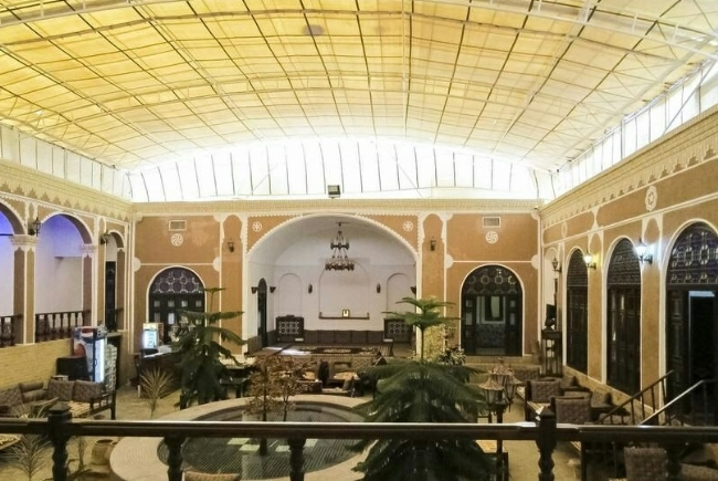 هتل سنتی رز یزد