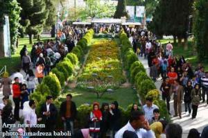 20140331110434481 اقامت بیش از 3 میلیون و245 هزار نفر شب مسافر نوروزی در فارس