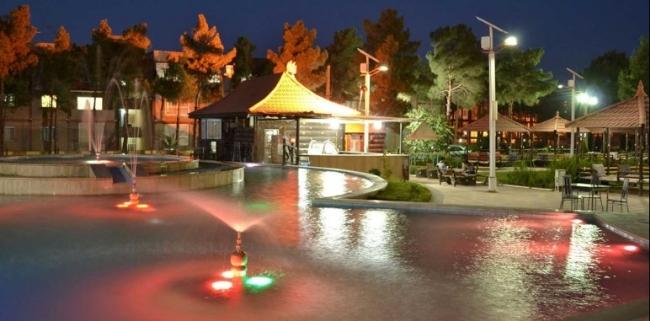 هتل زنبق یزد