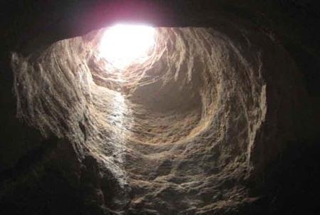 4321 غار چاه دریا