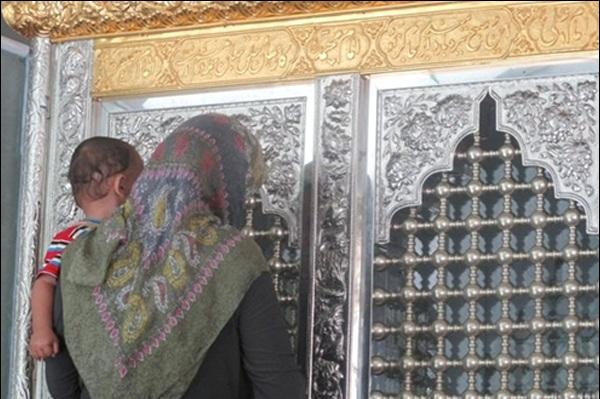 437576 مسجد و زیارتگاه هاجره خاتون