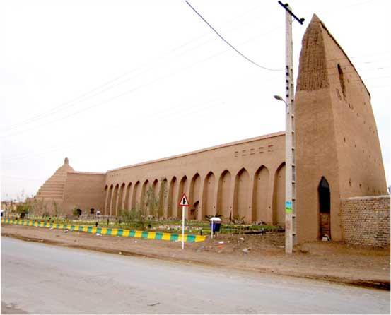 یخدان عباس آباد حاجی