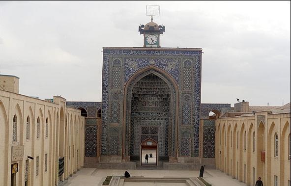 805033 مسجد جامع کرمان