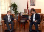 وزیر گردشگری لبنان: آماده برگزاری دومین کمیته گردشگری ایران و لبنان هستیم
