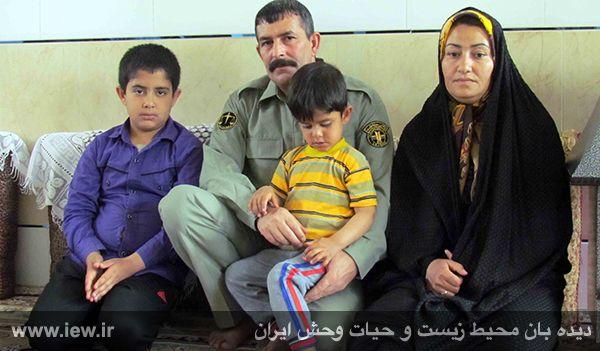 930117_borhaani-3 با رضایت خانواده مقتول، محیط بان محکوم به اعدام از چوبه دار رهایی یافت