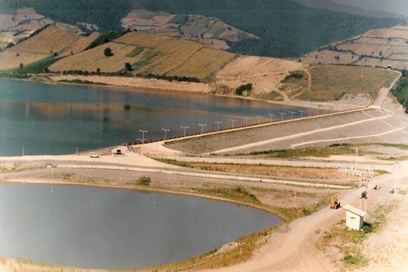 Golestan-Dam سد گلستان