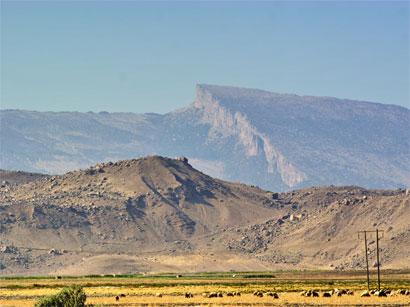 IMG20074199 ظرفیت گردشگری بزرگترین زمین لغزش دنیا