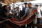 گزارشی از سفرهای نظارتی رئیس سازمان میراث فرهنگی در ایام نوروز