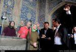 گزارش تصویری بازدید دبیر یونسکو از شهر اصفهان