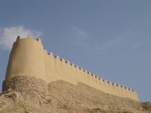 kkahnoj_10003 قلعه تاریخی کهنوج