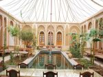 هتل سنتی کهن کاشانه یزد