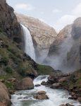 آبشارهای منطقه حفاظت شده سبزکوه