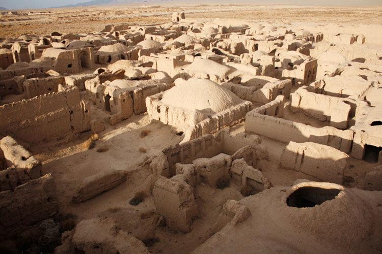 قلعه جنت آباد بهاباد  بهاباد