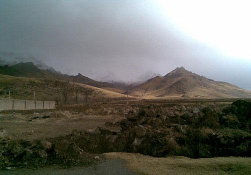 قلعه-اسعدیه--کوه-جهان-بین