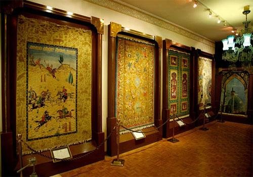 -رسام-عرب-زاده3 موزه فرش رسام عرب زاده