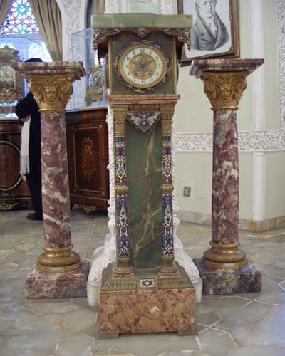 موزه-ساعت9 موزه ساعت یا تماشاگه زمان