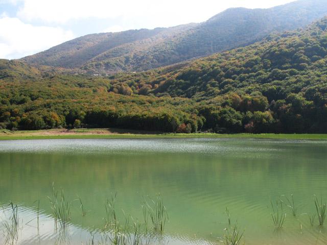 استخر طبیعی ویستان