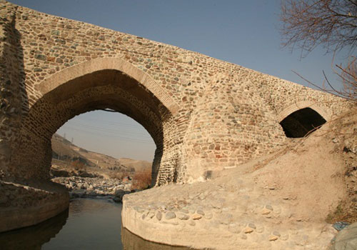 پل شاه عباسی جاجرود