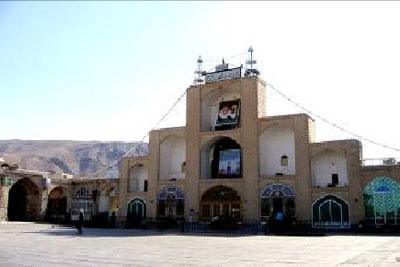 میدان  یا حسینیه شاه ولی