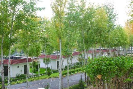 مهمانسرای جهانگردی زنجان