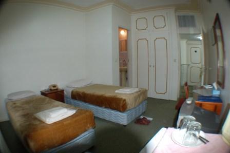 26 هتل جهانگردی جلفا