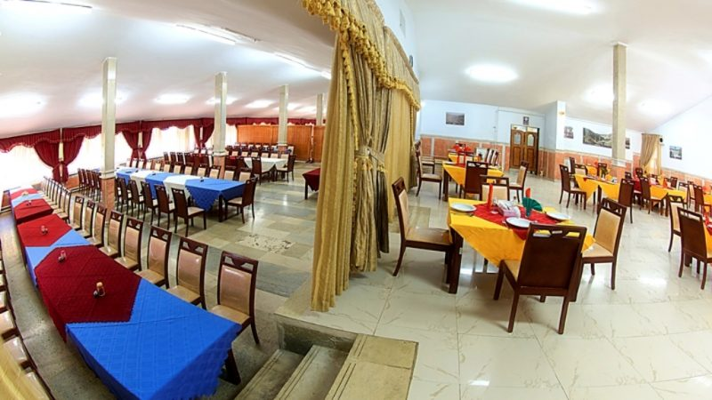 2612 هتل جهانگردی ماکو