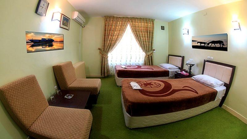 2613 هتل جهانگردی ماکو