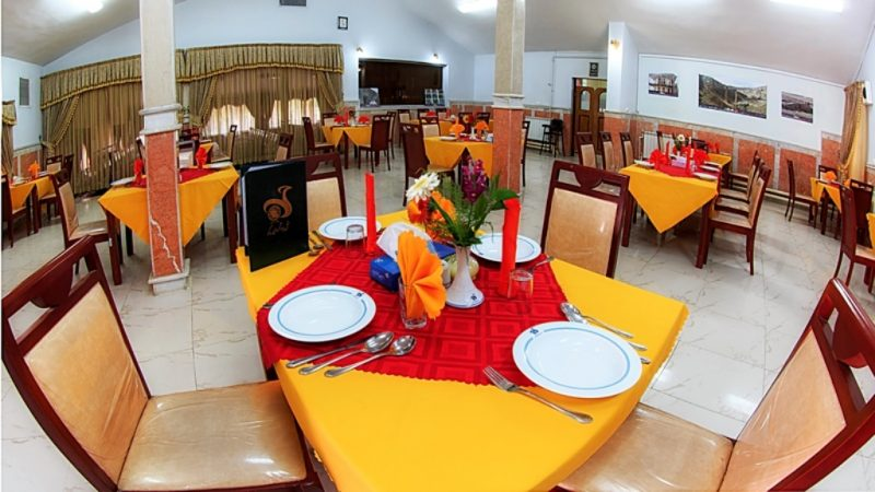 2621 هتل جهانگردی ماکو