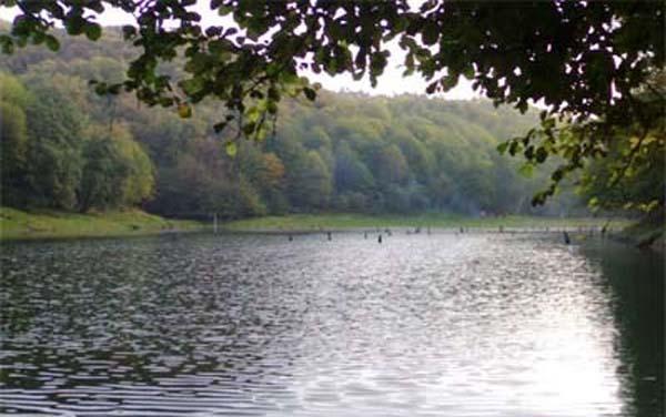 دریاچه چورت