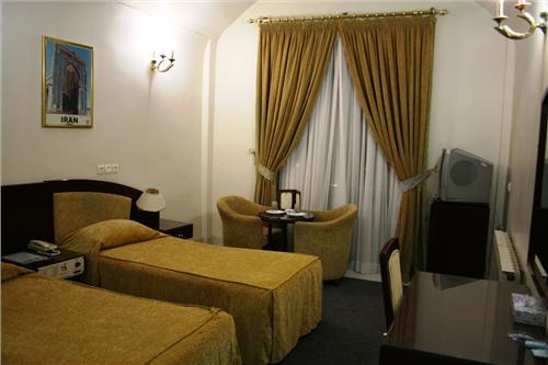 bastam5 هتل جهانگردی بسطام