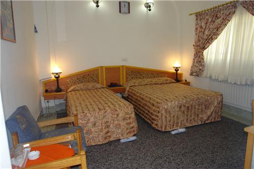 damghan13 هتل جهانگردی دامغان