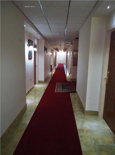n2 هتل جهانگردی نهارخوران