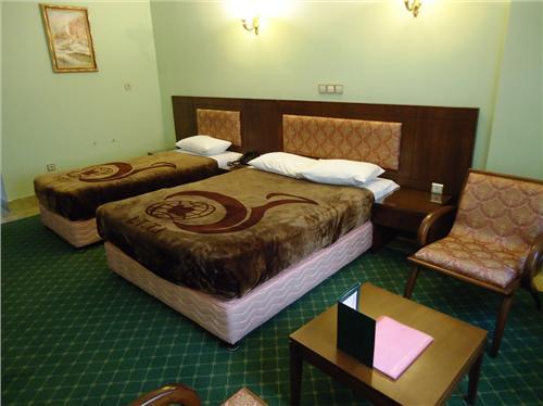 n6 هتل جهانگردی نهارخوران