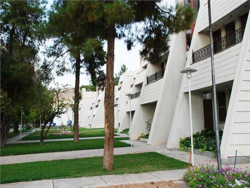 هتل جهانگردی شیراز