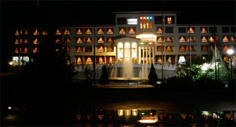 اسپیناس 10 هتل اسپیناس آستارا