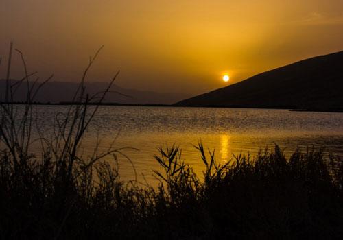 دریاچه-هیرم4 دریاچه هیرم