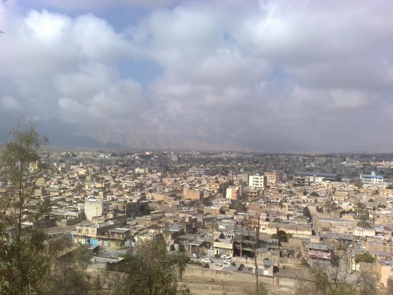 شهر کازرون