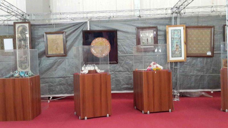 14 گزارش تصویری از نمایشگاه بین المللی صنایع دستی