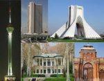 معرفی پایگاه های گردشگری تهران در تابستان