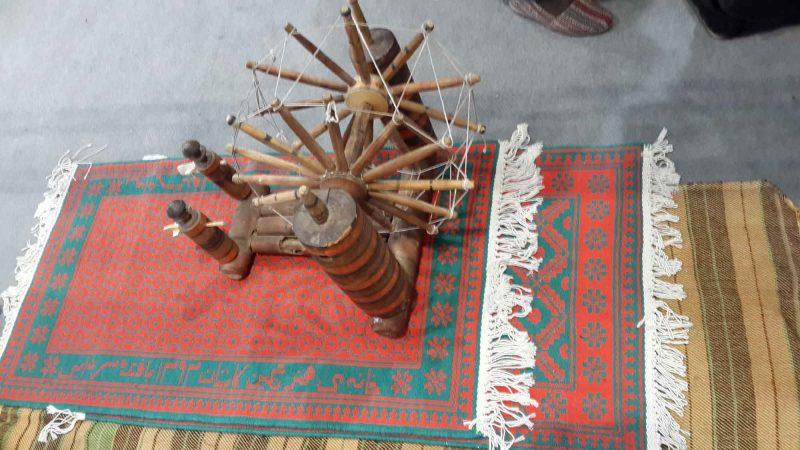 5 گزارش تصویری از نمایشگاه بین المللی صنایع دستی