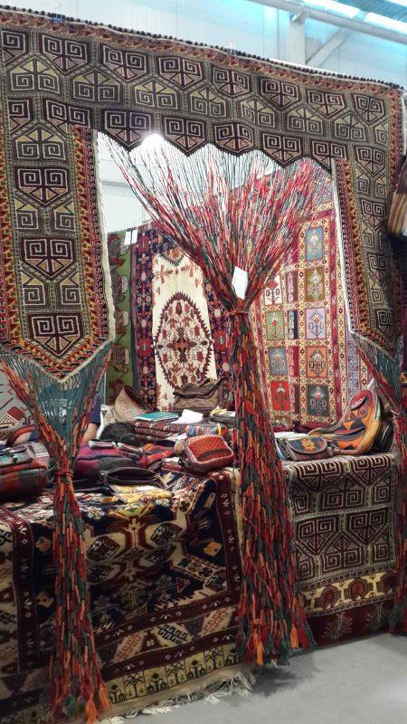 6-(2) گزارش تصویری از نمایشگاه بین المللی صنایع دستی