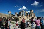 ۲۰ گروه خبرنگاران خارجی اماکن تاریخی ایران را به تصویر می کشند