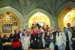 افزایش سفر گردشگران اروپایی به ایران نشانه چیست؟