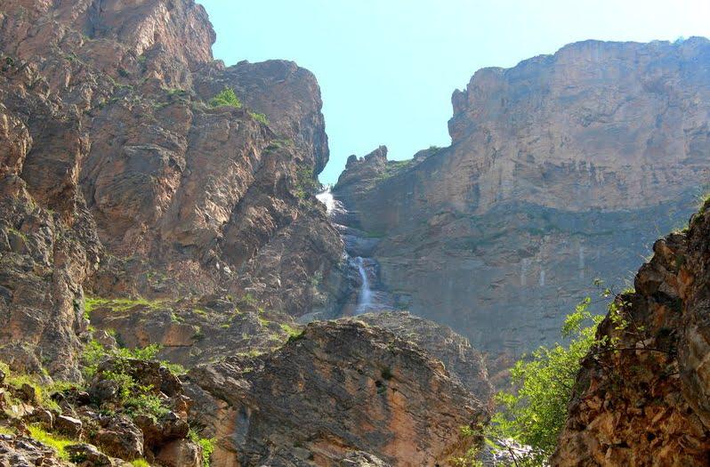 آبشار هریجان  آبشار هریجان