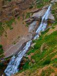 دشت و آبشار دریوک
