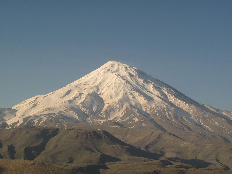 دماوند 4 قله دماوند
