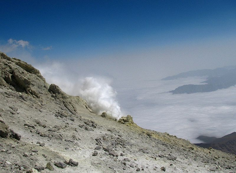 دماوند 5 قله دماوند