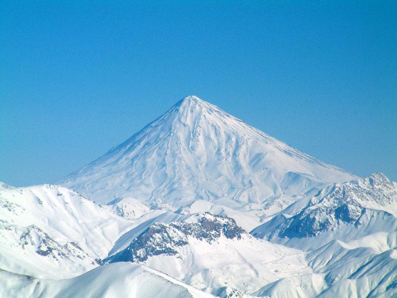 دماوند 7 قله دماوند