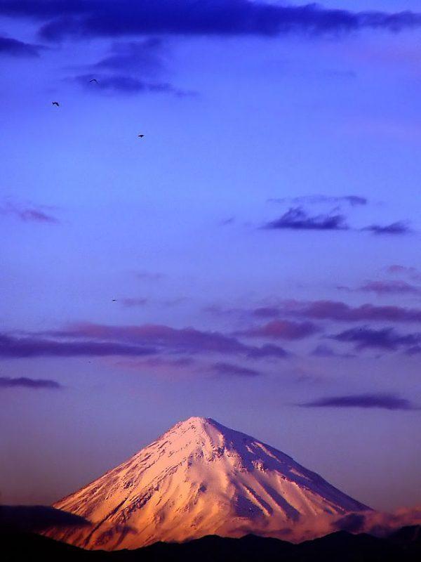 دماوند قله دماوند